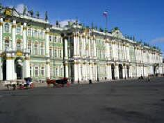 St Petersburg tours: The Hermitage