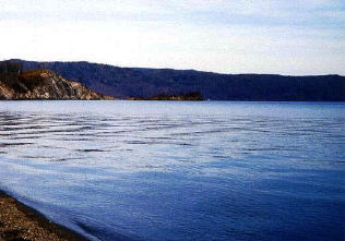 Lake Baikal Travel: Shamansky Cape